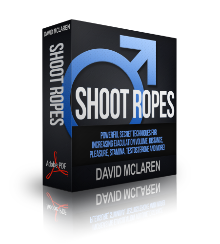 Increase Semen Volume Naturally - Shoot Ropes